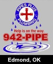 Pipes Plus Plumbing of Oklahoma City