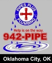 Pipes Plus Plumbing of Oklahoma City